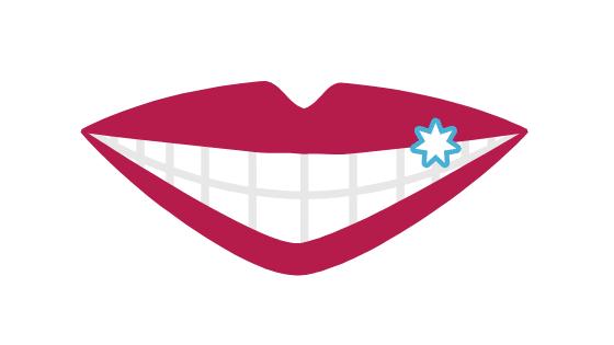 Como actúa el bicarbonato en los dientes