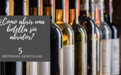 Como Abrir una Botella de Vino sin Abridor: 5 métodos fáciles