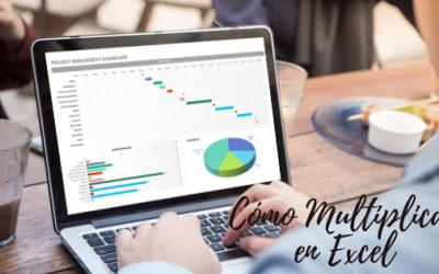 Cómo Multiplicar en Excel