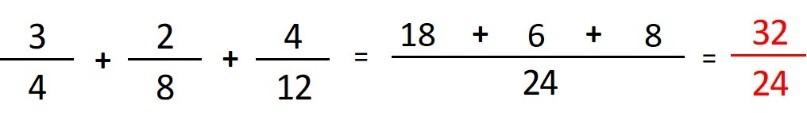 explicacion de fracciones matematicas