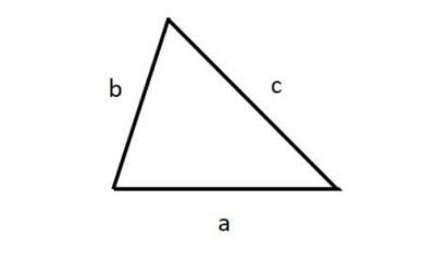 Cómo Calcular el Área de un Triángulo, sin conocer su altura