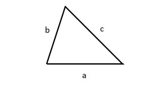 Cómo Calcular el Área de un Triángulo sin conocer su altura