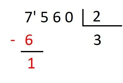 Dividendo decimal y divisor decimal