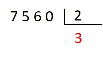 Dividir entre numeros decimales