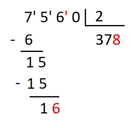 Ejercicio resuelto de dividir entre decimales