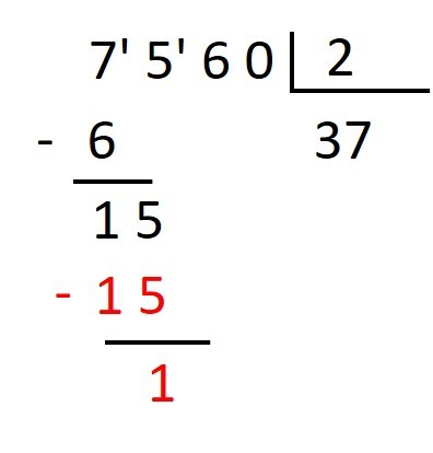 ejemplo de dividir entre decimales