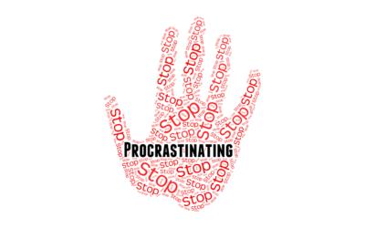 Cómo Dejar de Procrastinar: Ejercicio para dejar de posponer