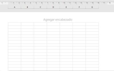 Cómo Poner Encabezados en Excel: Paso a Paso