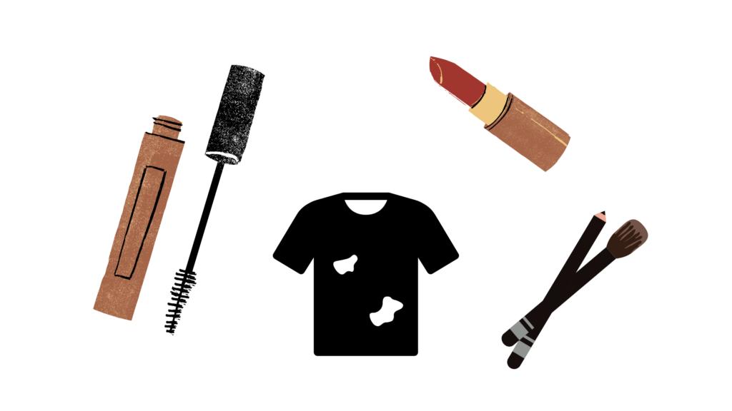 Como Quitar Manchas de Maquillaje de la Ropa