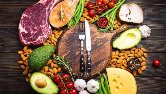 dieta para entrar en cetosis