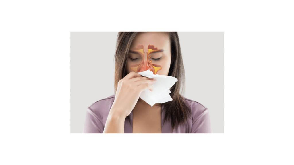 Cómo Curar la Sinusitis