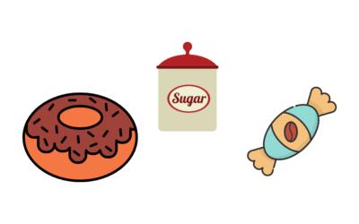 Cómo Eliminar el Azúcar de mi Dieta: ¿El Azucar me Hace Daño?