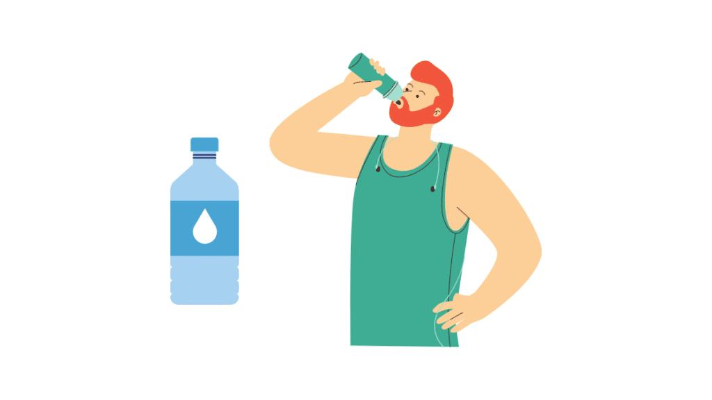Como Beber más Agua