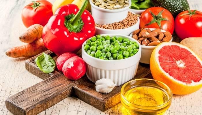 ejemplo de dieta alcalina